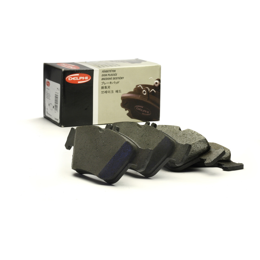 LP836 - Brake Pad Set, disc brake
