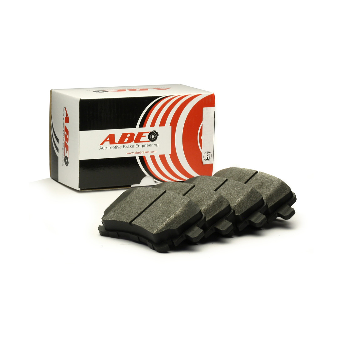 C1Y037ABE - Brake Pad Set, disc brake