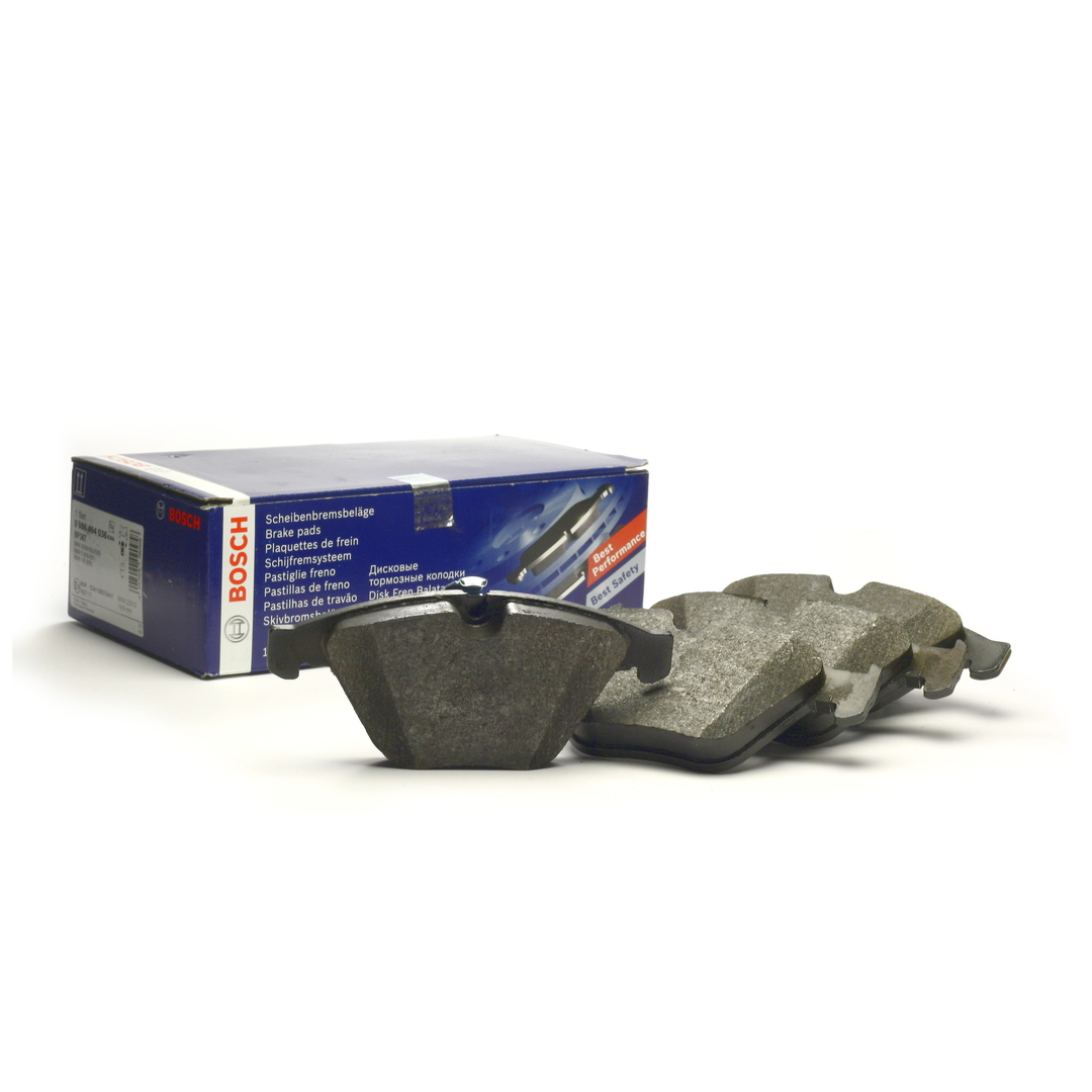 0 986 461 763 - Brake Pad Set, disc brake