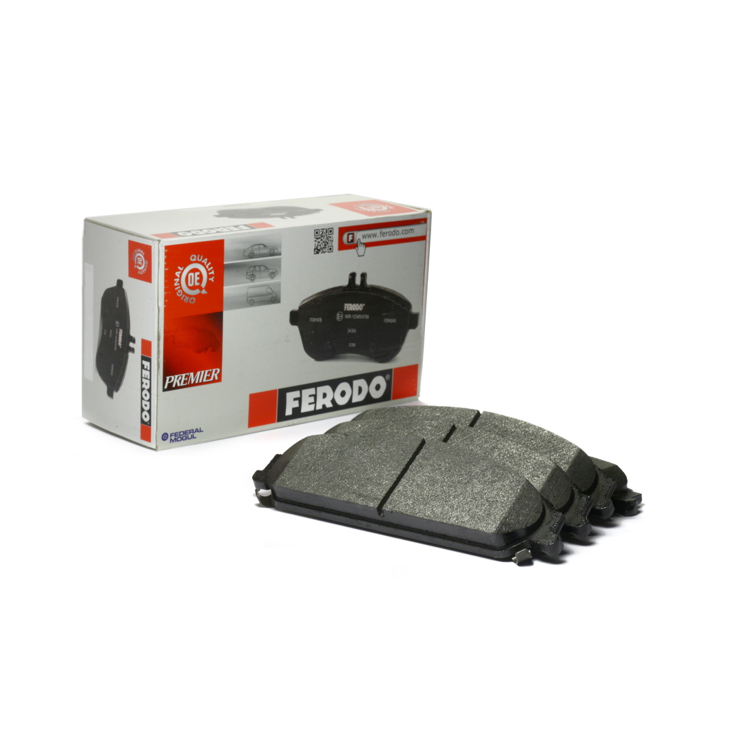 FDB256 - Brake Pad Set, disc brake