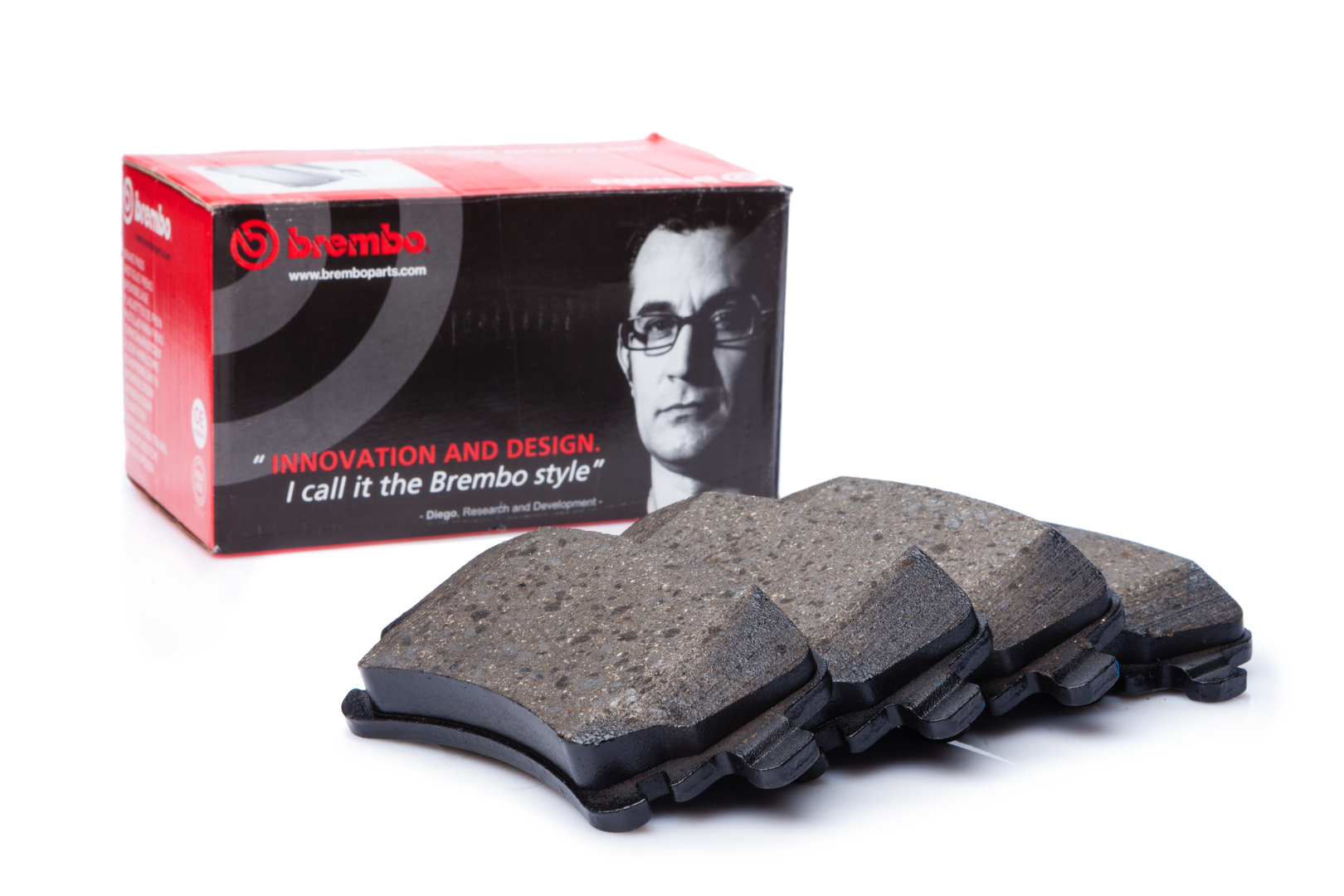P 24 034 - Brake Pad Set, disc brake