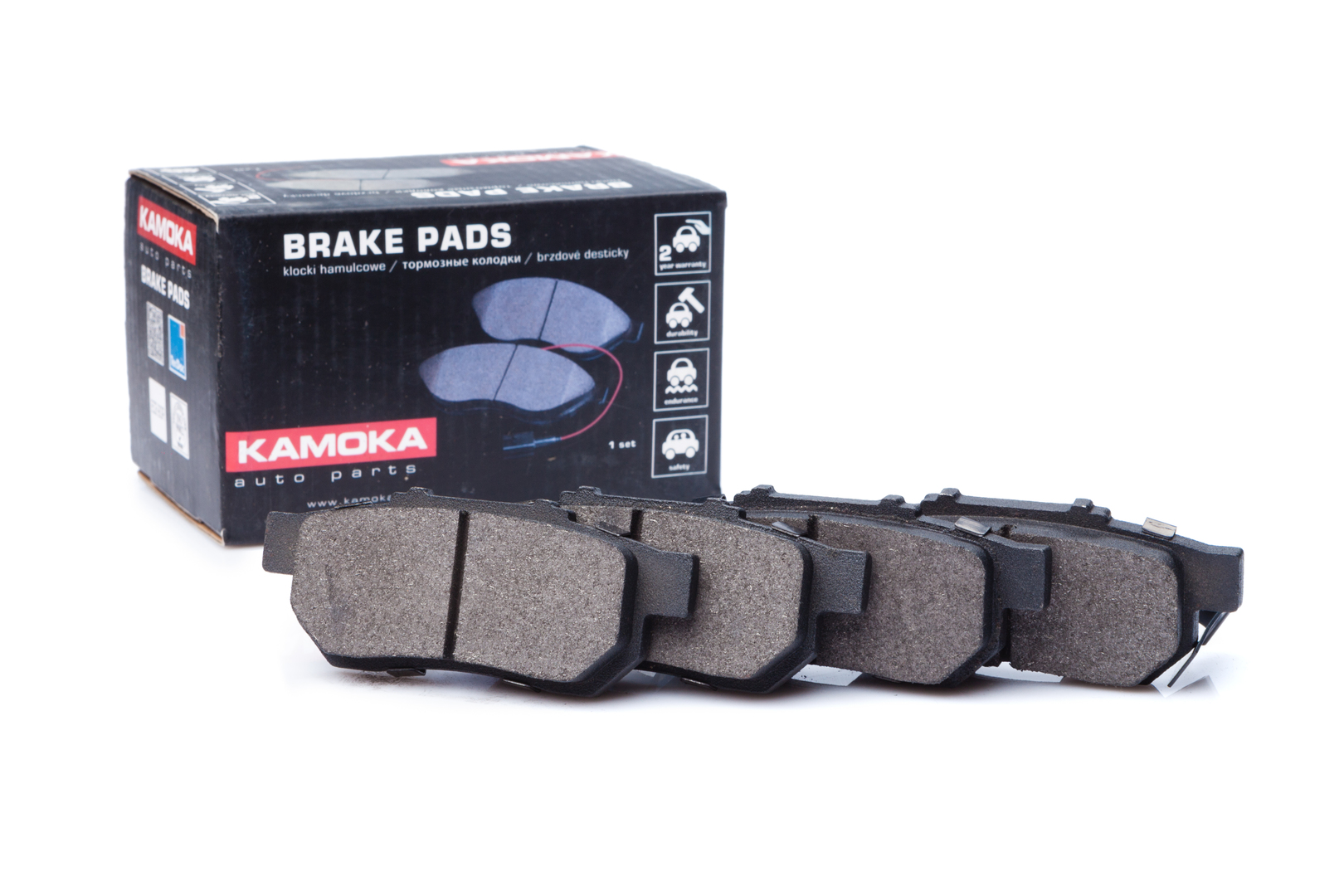 JQ1013012 - Brake Pad Set, disc brake