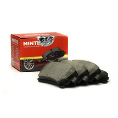 Mintex brake system disc brake brake pad set general