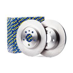 Japanparts brake system disc brake brake disc solid