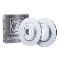 Zimmermann brake system disc brake brake disc solid
