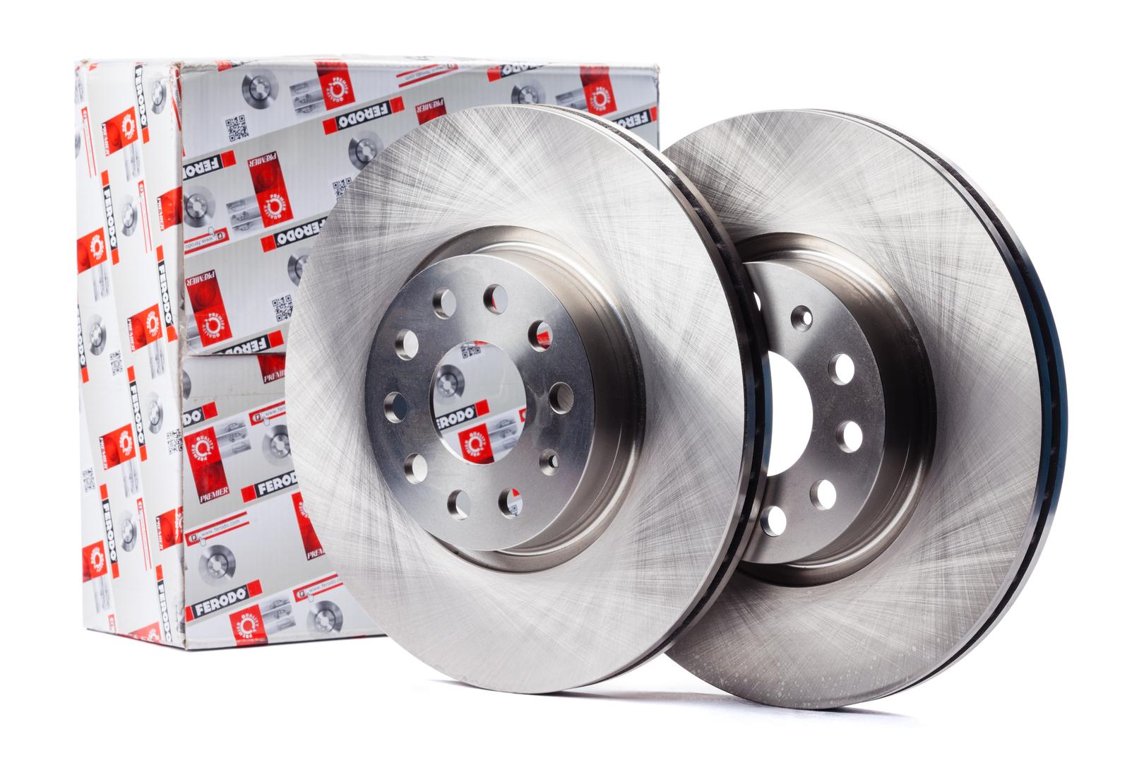 DDF323 - Brake Disc
