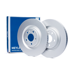 Meyle brake system disc brake brake disc vented