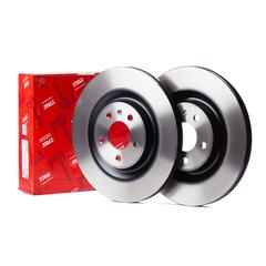 Trw brake system disc brake brake disc vented