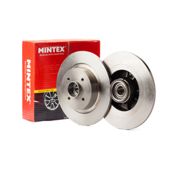 Mintex brake system disc brake brake disc with bearing