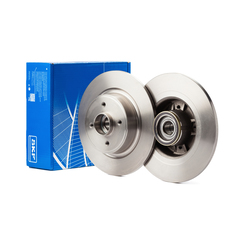 Skf brake system disc brake brake disc with bearing