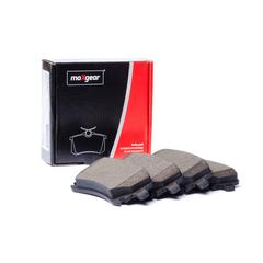 Maxgear brake system disc brake brake pad set general