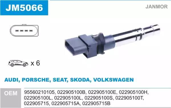 JM5066 - Ignition coil