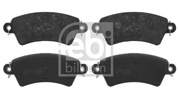 16364 - Brake Pad Set, disc brake