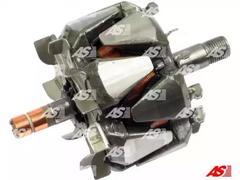 Rotor, alternator