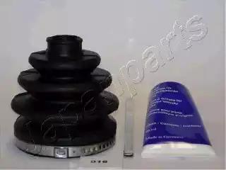 KB-016 - Kaitsekummikomplekt, veovõll