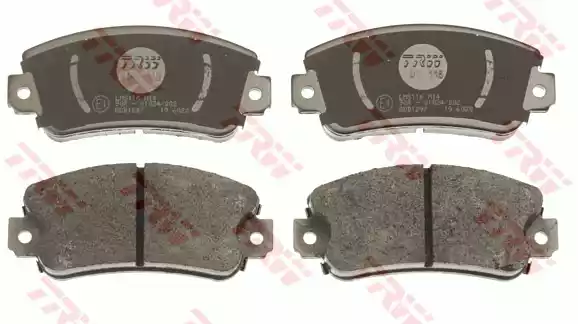 GDB1297 - Brake Pad Set, disc brake