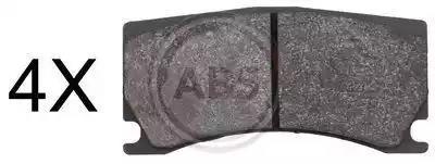 37765 - Brake Pad Set, disc brake
