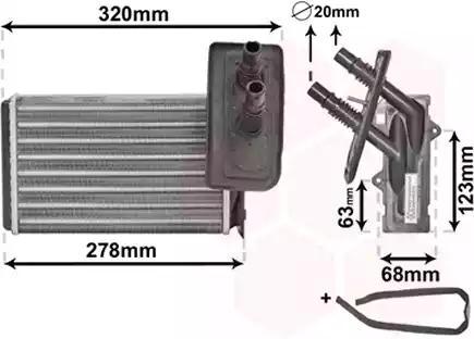 43006099 - Lämmityslaitteen kenno