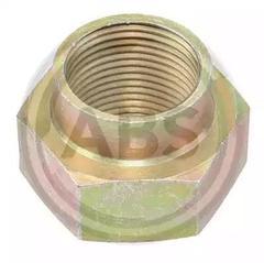 Axle Nut, drive shaft