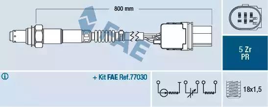75051 - Lambda Sensor