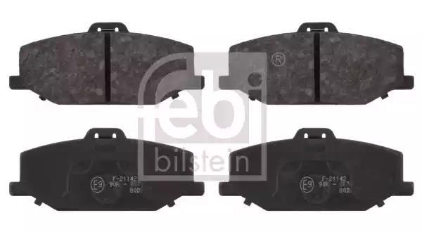 16655 - Brake Pad Set, disc brake