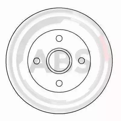 16286 - Brake Disc