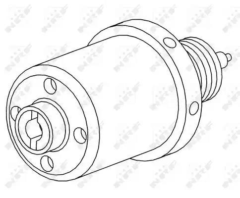 38380 - A/C compressor control valve
