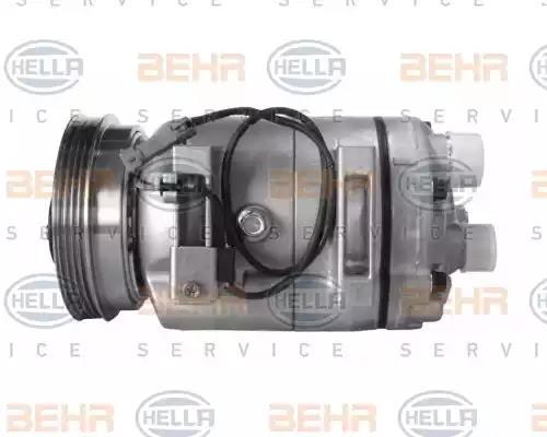 8FK 351 127-171 - Kompressor, kliimaseade
