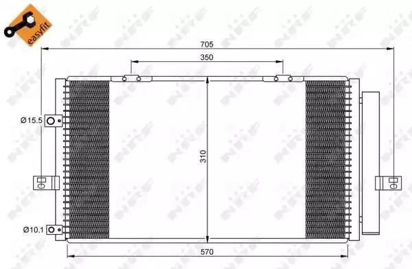 35659 - Condenser, air conditioning