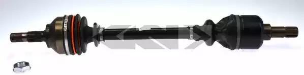 21966 - Vetoakseli