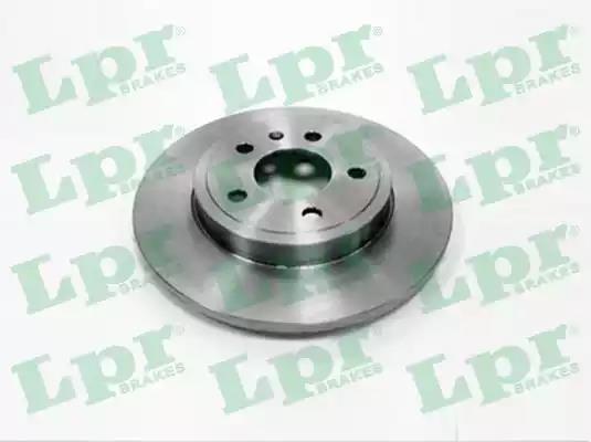 A1029P - Brake Disc