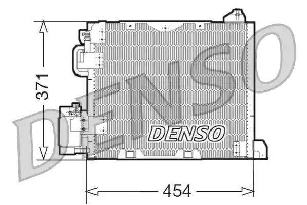DCN20006 - Condenser, air conditioning