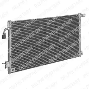 TSP0225412 - Lauhdutin, ilmastointilaite