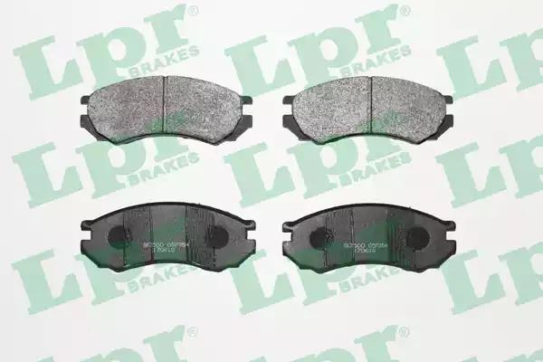 05P354 - Brake Pad Set, disc brake