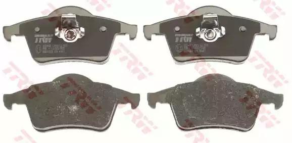 GDB1389 - Brake Pad Set, disc brake