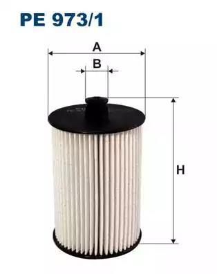 PE973/1 - Fuel filter