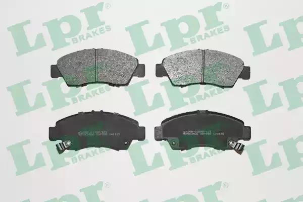 05P558 - Brake Pad Set, disc brake