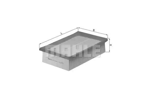 LX 618 - Air filter