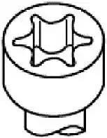 Bolt Kit, cylinder head