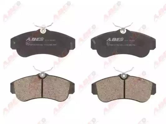 C11051ABE - Brake Pad Set, disc brake