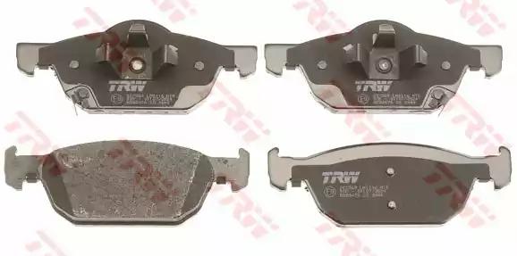 GDB3476 - Brake Pad Set, disc brake