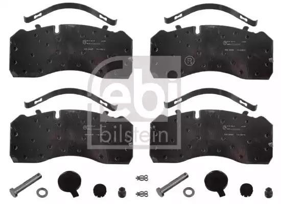 16563 - Brake Pad Set, disc brake