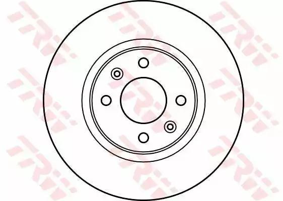 DF2011 - Brake Disc