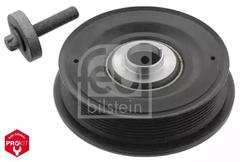 Belt Pulley, crankshaft
