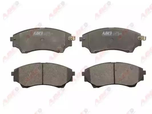 C13064ABE - Brake Pad Set, disc brake