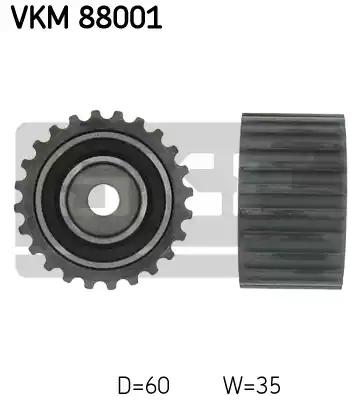 VKM 88001 - Seade / juhtrull, hammasrihm