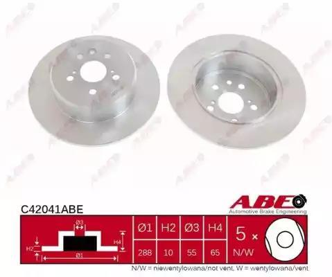 C42041ABE - Brake Disc