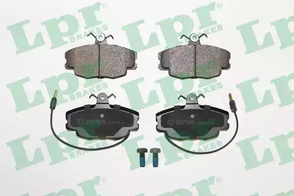 05P220 - Brake Pad Set, disc brake