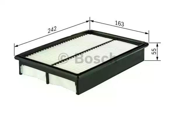 F 026 400 090 - Air filter