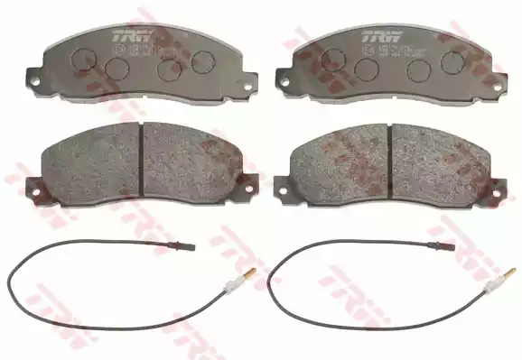 GDB344 - Brake Pad Set, disc brake